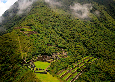 CHOQUEQUIRAO TOUR 04D/03N  *Best Price $419.00*