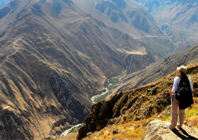 COLCA CANYON TOUR (Full Day)  *Best Price $59.00*