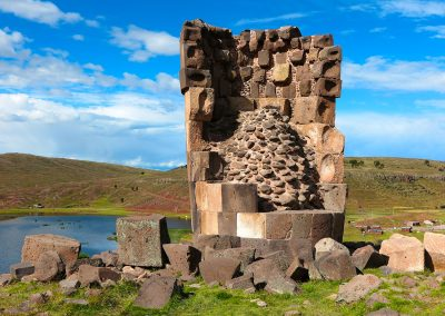SILLUSTANI TOUR *Best Price $16.00*